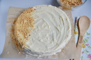 """Торт """"Наполеон"""" классический (из домашнего теста) - фото шаг 18"""