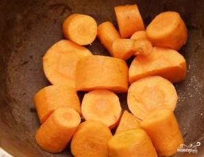 Картофельно-морковное пюре - фото шаг 1