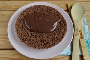 Быстрый шоколадный торт - фото шаг 10