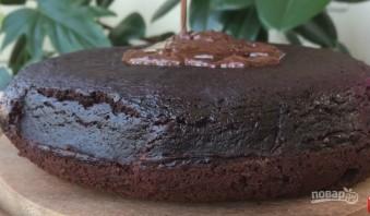 Шоколадный торт за 10 минут - фото шаг 5