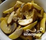 Молодой картофель в рукаве - фото шаг 3