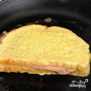 """Сэндвич """"Монте-Кристо"""" - фото шаг 4"""