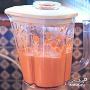 Морковный сладкий пирог - фото шаг 1