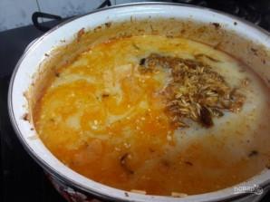 Рис с перепелиными яйцами - фото шаг 5