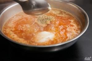 Суп турецкий с булгуром - фото шаг 5