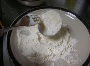 Кабачки с чесноком и майонезом - фото шаг 2