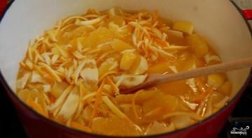 Апельсиновый джем - фото шаг 6