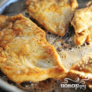 Курица Пармиджано - фото шаг 7