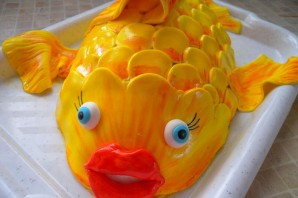 "Торт ""Рыба"" - фото шаг 14"