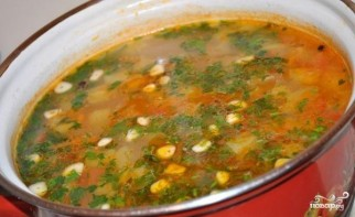 Рисовый суп с овощами - фото шаг 6