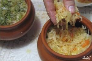 Картофель в горшочках в духовке - фото шаг 8