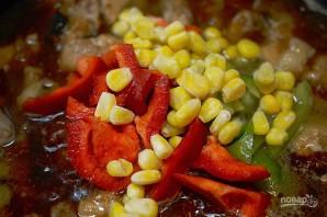 Тушеная говядина по-мексикански - фото шаг 5