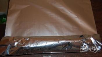 Колбаса куриная домашняя быстрого приготовления - фото шаг 6