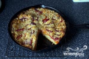 Пирог с нектаринами - фото шаг 4