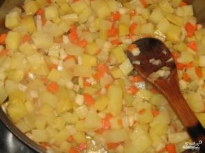 Чешский картофельный суп - фото шаг 4