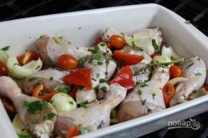 Вкусная курица - фото шаг 2