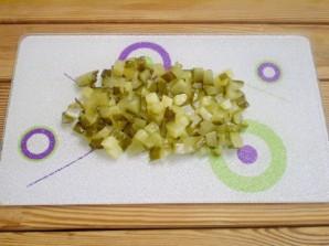 Салат к рождеству - фото шаг 3