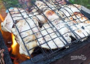 Шашлык из курицы на минеральной воде - фото шаг 6