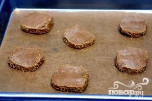 Сахарное печенье с коричневым маслом - фото шаг 5
