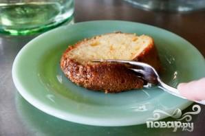 Кекс с ромом и орехами - фото шаг 6