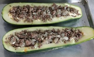 Говядина с кабачками в духовке   - фото шаг 3