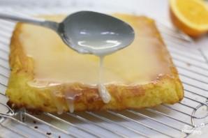 Сочный апельсиновый пирог - фото шаг 7
