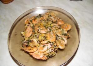 Креветки с чесночным соусом - фото шаг 7