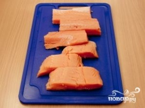 Рыба по-французски в духовке - фото шаг 2