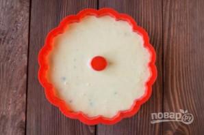 Кекс с кефиром - фото шаг 7