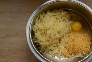 Рецепт корзиночек с начинкой - фото шаг 2