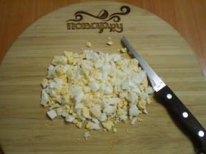 Салат из фасоли остренький - фото шаг 5