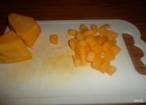 Диетический десерт из тыквы - фото шаг 1