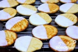 Черно-белое печенье - фото шаг 3