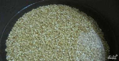 Каша из цельной пшеницы - фото шаг 1