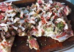 Мясо с розмарином в духовке - фото шаг 4
