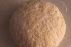 Бездрожжевое тесто для пиццы - фото шаг 7