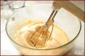 торт из слоеного теста со сгущенкой рецепт с фото полено