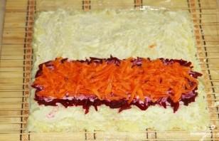 Картофельные роллы - фото шаг 6
