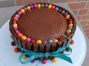 Торт для мамы - фото шаг 4