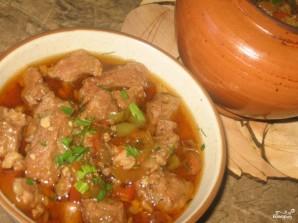 Мясо по-аргентински - фото шаг 6