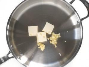 Фетучини со сливочно-грибным соусом - фото шаг 2