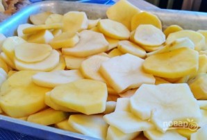 "Картофель ""Дофин"" - фото шаг 2"