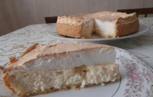"""Творожный торт """"Слезы ангела"""" - фото шаг 4"""