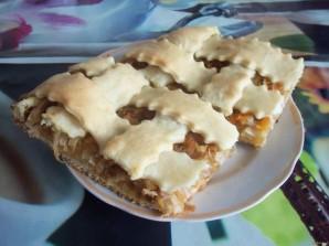 Капустный пирог без яиц - фото шаг 8