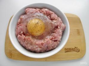 Суп с фрикадельками (ленивый) - фото шаг 2