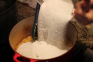 Персиковое варенье на скорую руку - фото шаг 4