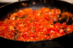 Подлива из овощей - фото шаг 4