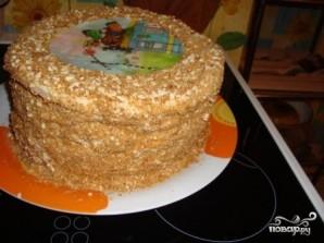"""Торт """"Пизанская башня"""" - фото шаг 20"""