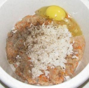 Рыбные тефтели в томатном соусе - фото шаг 3