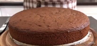 Шоколадно-ореховый торт (обалденный!) - фото шаг 2